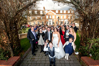 Katie and Rob's wedding at the Kings Hotel Stokenchurch